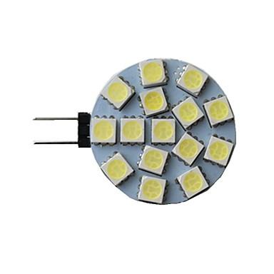 billige Elpærer-1pc 3 W LED-lamper med G-sokkel 150 lm G4 15 LED perler SMD 5050