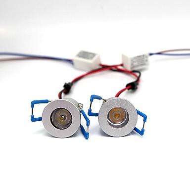 billige Utendørsbelysning-ondenn 2 stk 3w led floodlight kreativ dimbar ny design varm hvit kald hvit rød 220-240v 110-120v gårdsplass hage 1led perler