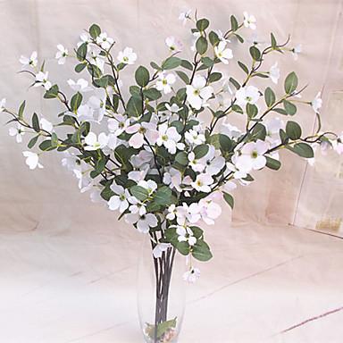 Keinotekoinen Flowers 1 haara Klassinen Näyttämötarpeet Pastoraali Tyyli Kasvit Eternal Flowers Pöytäkukka