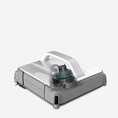 billige Vacuum-Ecovacs Robotiske støvsugere Cleaner W83S Fjernstyrt Håndholdt design Skummel Med ledning Automatisk rengjøring Spotrengjøring