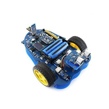 voordelige Elektrische apparatuur & benodigdheden-Raspberry Pi Smart Car Andere Materiaal Vermogen Raspberry Pi