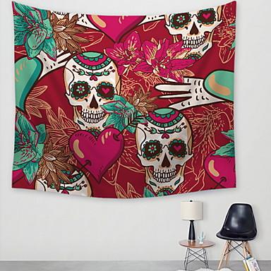 povoljno Halloween promocija-3d halloween classic tema dekor zidova 100% poliester moderna zidna umjetnost, ukrasi zidnih tapiserija