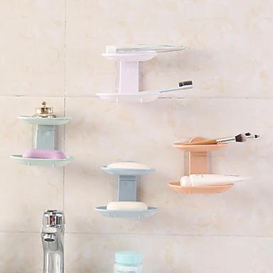 Saboneteiras e acionistas Adorável / Legal / Criativo Modern Plásticos / PVC 1pç - Banheiro Montagem de Parede