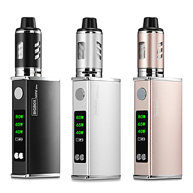 cheap Vapor Kits-MACAW BIGBOX 40-80W Vapor Kits  Electronic Cigarette for Adult