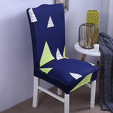 Tuolin päällinen Värikäs / Classic / Moderni Printed Polyesteri slipcovers