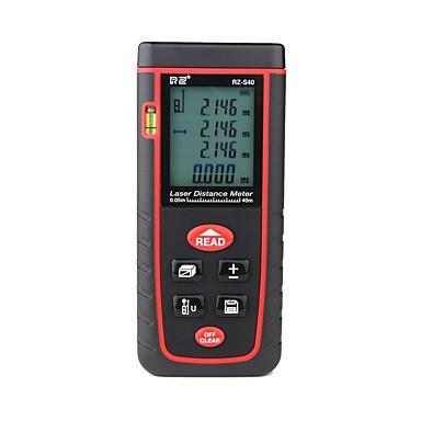 cheap Test, Measure & Inspection Equipment-RZ- Laser Distance Meter Rangefinder Range Finder Electronic Ruler Digital Tape Measure Area volume Tool 40m