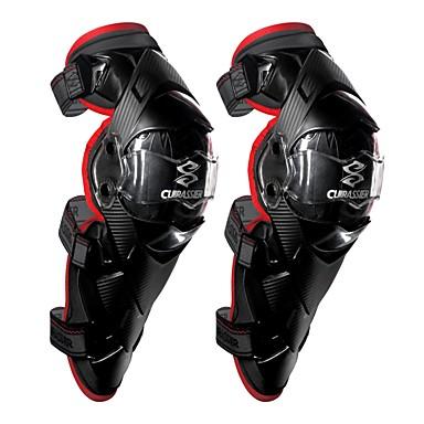 preiswerte Motorrad & ATV Teile-CUIRASSIER K09 Motorrad Schutzausrüstung für Knieschoner Alles PC (Polycarbonat) / Poly /  Baumwollmischung / Polypropylen Stoßfest / Leicht verstellbar / Wasserdicht