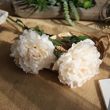 Искусственные Цветы 2 Филиал Классический Современный современный Вечные цветы Букеты на пол