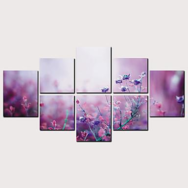 דפוס הדפסי בד מגולגל - מופשט פרחוני / בוטני קלסי מודרני הדפסים אמנותיים