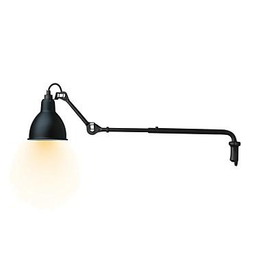 Duvar ışığı Aşağı Doğru Swing Kol Işıkları 60 W 110-120V / 220-240V E26 / E27 Retro / Ülke