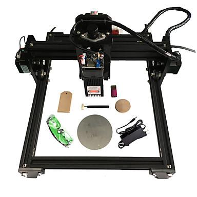 cheap 3D Printers-15W 12v laser engraving machine small marking machine picture desktop cutting plotter laser cutting machine (210mm*140mm)