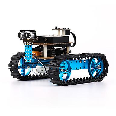 voordelige Elektrische apparatuur & benodigdheden-makeblock starter kinderen robot speelgoed puzzel programmeerbare intelligente afstandsbediening robot set