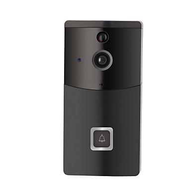 Anytek B10 Kotihälytys WIFI / Langaton 2.4GHz Kuvattu / Kerros-video ovikello / Android-järjestelmä Ei Screen (tuotos APP) Puhelin Yhdestä neljään lisää video ovipuhelin