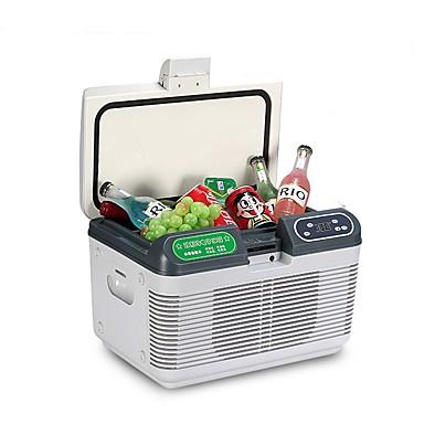 Refrigeratore Dual-core Annen 12l Auto - Refrigerante A Basso Rumore E Più Caldo, Il Limite Inferiore Può Raggiungere -5 ° C 12-220 V #07245350