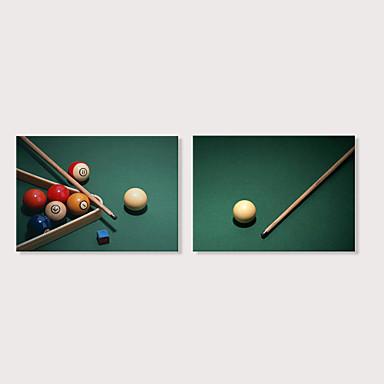 billige Trykk-Trykk Strukket Lerret Trykk - Still Life Fotografisk Moderne Kunsttrykk