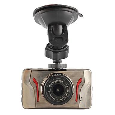 billige Bil Elektronikk-X2 1080p HD Bil DVR 170 grader Bred vinkel 3 tommers TFT Dash Cam med WIFI / G-Sensor / Bevegelsessensor Bilopptaker