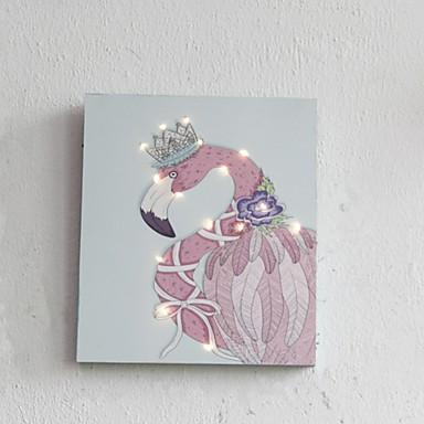 새 벽 장식 활기 없는 동물 벽 예술, 벽걸이 장식