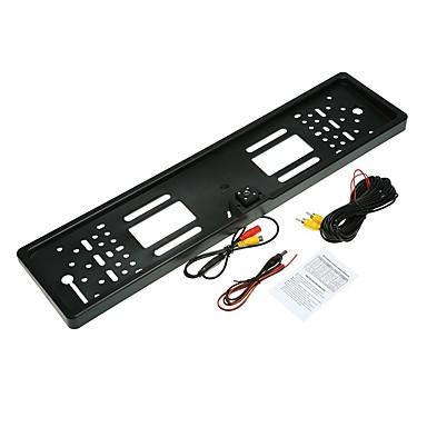 voordelige Automatisch Electronica-BYNCG rear view camera 480TVL 480 TV-Lijnen 1/4 tuuman CMOS OV7950 Bekabeld 90 graden 3.5-12 inch(es) Achteruitrijcamera LED-indicator voor Automatisch