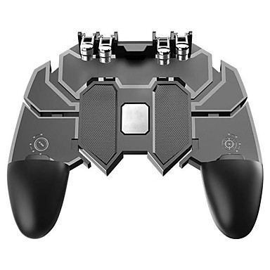 Humor 2pcs Mobile Phone Gamepad Joystick For Pubg Mobile Gaming Fire Trigger Button L1 R1 Shooter Aim Key Controller For Iphone Joysticks Back To Search Resultsconsumer Electronics