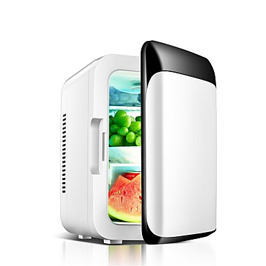 billige Bil Elektronikk-litbest 8l bil kjøleskap kompakt kjøler / varmere mini kjøleskap for biler, veikryss, boliger, kontorer og sovesaler