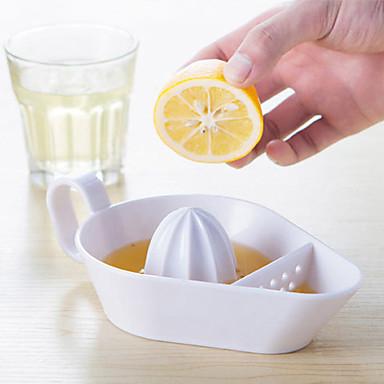 manuaalinen juicer oranssi sitruuna puristin hedelmiä keittiö työkaluja