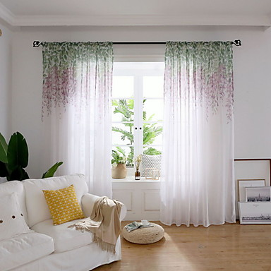 Contemporary Blackout One Panel Curtain Bedroom Curtains