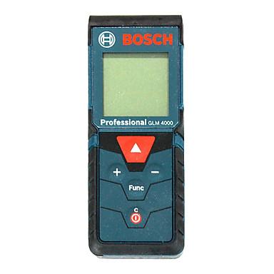 bosch glm4000 40m lasersädemittarin kämmenmuotoilu / helppokäyttöinen / taustavalaistu näyttö huonekalujen asennukseen / älykäs kotimittaus / tekninen mittaus