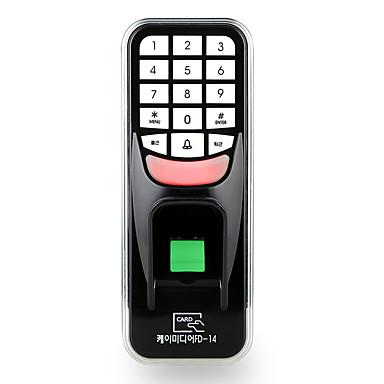 5YOA BM1 Ensemble de système de contrôle d'accès / Clavier de contrôle d'accès RFID Empreinte digitale / Mot de passe / Carte d'Identité Maison / Appartement / Ecole