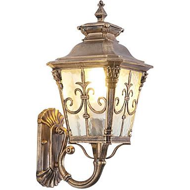 QIHengZhaoMing LED / Moderne zeitgenössische Wandleuchten im Freien Shops / Cafés / B¨¹ro Metall Wandleuchte 110-120V / 220-240V 5 W