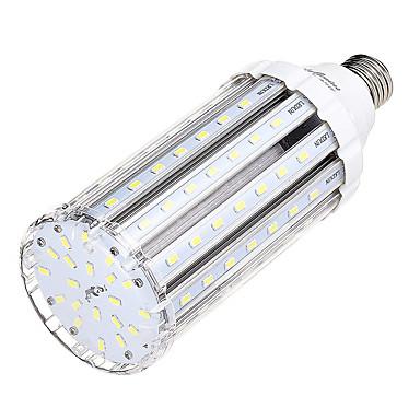 abordables Ampoules électriques-1pc 35 W Ampoules Maïs LED 3500 lm E26 / E27 T 102 Perles LED SMD 5730 Décorative Adorable Blanc Chaud 85-265 V