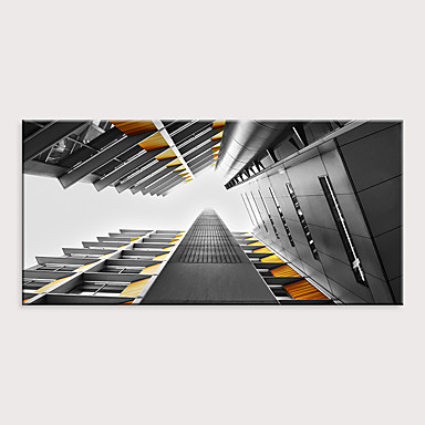 billige Trykk-Trykk Valset lerretskunst - Moderne Reise Moderne Kunsttrykk
