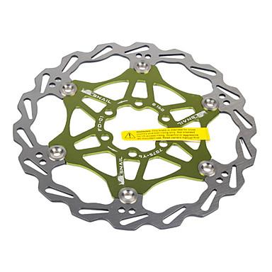 Polkupyörän kelluva jarrulevy Maastopyörä Käytettävä / Vähentää hiertämistä Aluminum Alloy / Ruostumaton teräs / rauta Kulta / Hopea / Tumman sininen