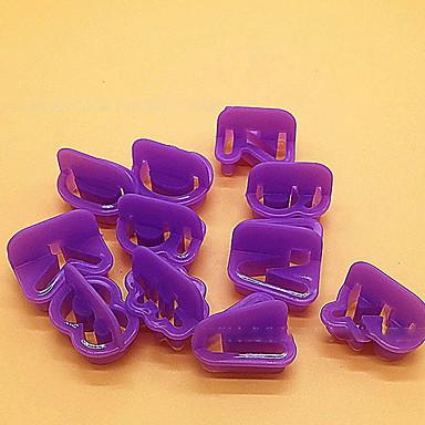 40pcs Silikon Kreative Küche Gadget Neuheiten für die Küche Dessert-Werkzeuge Backwerkzeuge