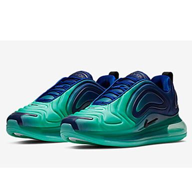 رجالي أحذية الراحة شبكة / مجهرية للربيع والصيف أحذية رياضية الركض أزرق سماوي