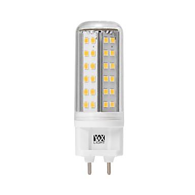 billige Elpærer-YWXLIGHT® 1pc 8 W LED-kornpærer LED-lamper med G-sokkel 800 lm G12 T 84 LED perler SMD 2835 Varm hvit Kjølig hvit 85-265 V