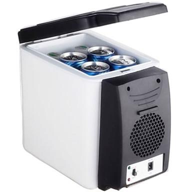 voordelige Automatisch Electronica-6 l auto koelkast laag energieverbruik lage ruis hoge snelheid koeling draagbare koelkast