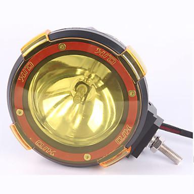 55w 9 tuuman off road 6000k 55w valonheitin piilotettu xenon lamppu super kirkas off-road ajoneuvon valonheitin lisälampun katto