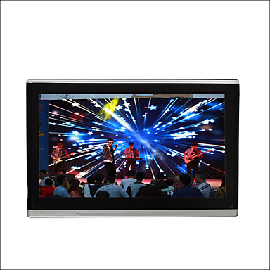 tanie Samochodowy odtwarzacz  DVD-btutz LCD 10.1 in 2 DIN Wszystko Samochodowy odtwarzacz multimedialny Ekran dotykowy / Nadajnik FM / 4-rdzeniowy na Univerzál Dźwięk Wsparcie MPEG / AVI / MP4 MP3 / WMA / WAV JPEG