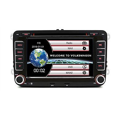 tanie Samochodowy odtwarzacz  DVD-junsun 2531 2 din 7 samochód dvd radio odtwarzacz multimedialny dla vw / skoda / octavia / fabia / fast / yeti / seat / leon nawigacja gps samochód stereo audio