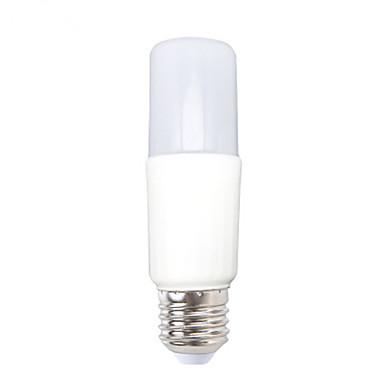 billige Elpærer-1pc 6 W LED-globepærer 210-310 lm E26 / E27 7 LED perler Varm hvit Kjølig hvit 220-240 V