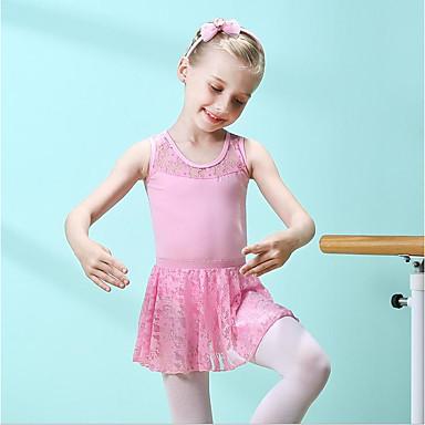 e0b4e0e43f olcso Táncruha és tánccipő-Gyermek táncruhák / Balett Tütük & szoknyák  Lány Edzés /