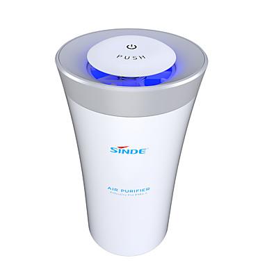 billige Husholdningsartikler-sinde fcc godkjenning bærbar luft purifier for baby&amp mini størrelse personlig luft purifier for bilrom