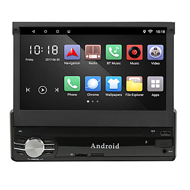 cheap Car DVD Players-LITBest Car MP5 Player Touch Screen for universal Support MPEG / AVI / MOV MP3 / WMA / WAV JPG