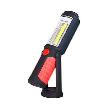 abordables Éclairage Extérieur-1pc Lumière de secours extérieure de camping Blanc Piles AA alimentées Urgence Pile