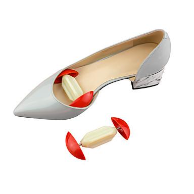 abordables Accessoires pour Chaussures-Embauchoir & Elargisseur Plastique / arylic 1pack Unisexe Rouge