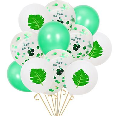 קישוטים לחג חגים ומועדים חפצים דקורטיביים Party ירוק 2pcs
