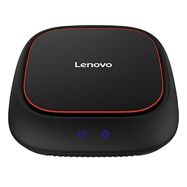 voordelige Auto-interieur accessoires-Lenovo Auto-luchtreinigers Standaard Auto luchtreiniger ABS + PC Verwijder formaldehyde / Verwijder ongebruikelijke geur / Sterilisatie