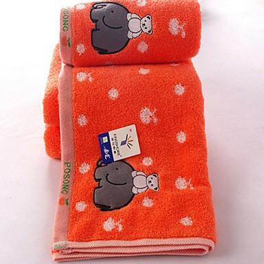 איכות מעולה מגבת רחצה, מנוקד כותנה טהורה חדר אמבטיה 1 pcs