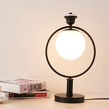 Suvremena suvremena Ambient Lamps / Ukrasno Stolna lampa Za Spavaća soba Metal 220-240V