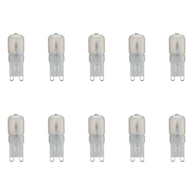 10pcs 3 W נורות שני פינים לד 220 lm G9 T 14 LED חרוזים SMD 2835 מגניב לבן חם לבן 220 V